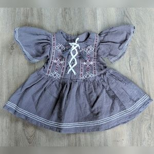 Shabby Chic Boutique   grey dress   12 months
